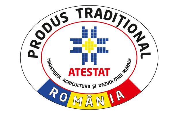 Logo Produs Traditional Romanesc Atestat