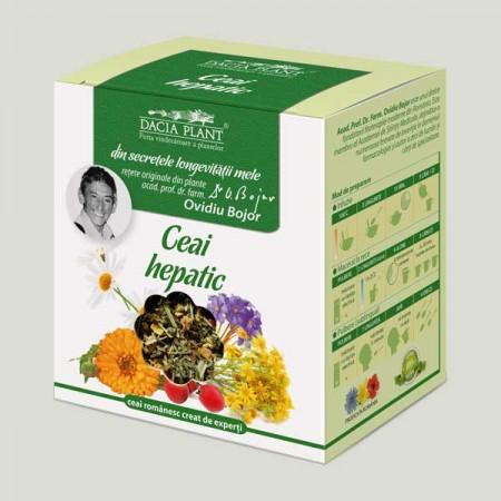 ceai hepatic dacia plant