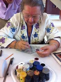 Artist popular Stela Costache