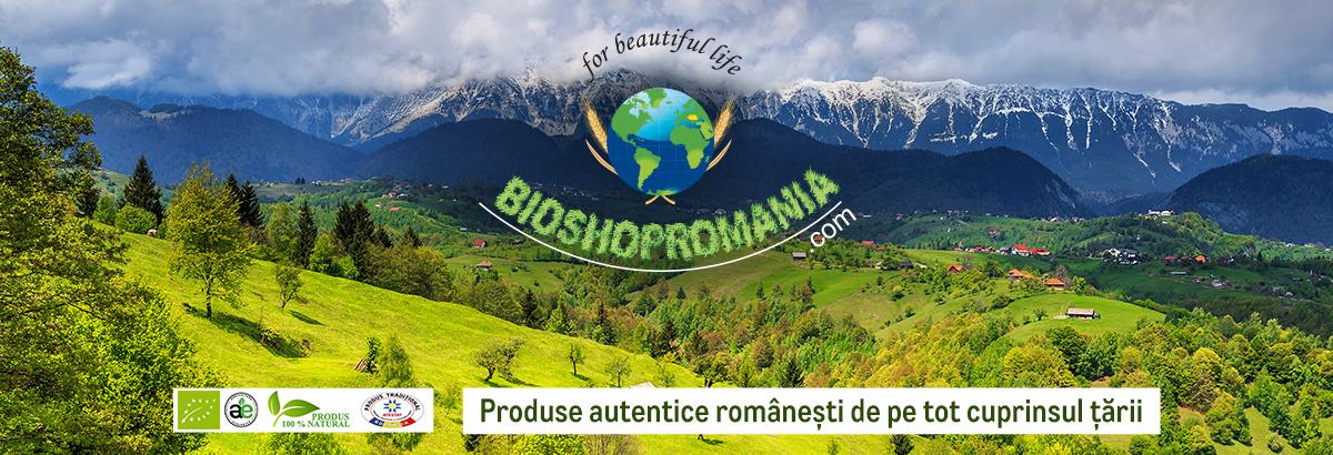 Magazin online cu produse romanesti bio traditionale naturale BioShopRomania