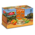 ceai anotimpuri verde cu mandarine BioShopRomania.com