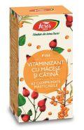 Vitaminizant Macese si Catina BioShopRomania.com