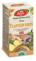 Sirop Plantusin Forte BioShopRomania.com