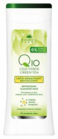 Lapte demachiant Q10 complex energizant BioShopRomania