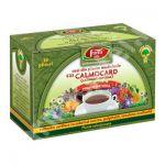 Calmocard tea BioShopRomania.com