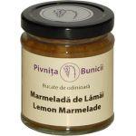 Lemon Marmalade BioShopRomania.com