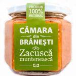 Zacusca munteneasca BioShopRomania.com