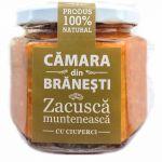 Zacusca munteneasca cu ciuperci BioShopRomania.com