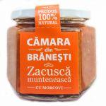 Zacusca munteneasca cu morcovi BioShopRomania.com
