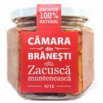 Zacusca munteneasca iute BioShopRomania.com