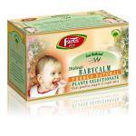 Baby calm tea BioShopRomania.com