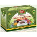 Cleaning blood tea BioShopRomania.com
