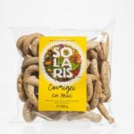 Whole wheat flour pretzels with poppy BioShopRomania.com