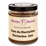Gem de nectarine BioShopRomania.com