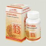 Vitamin B natural complex BioShopRomania.com