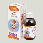 Syrup iron Ingerasul BioShopRomania.com