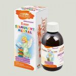 Syrup mental stimulant Ingerasul BioShopRomania.com