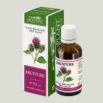 Tincture of burdock BioShopRomania.com