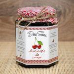 Cherry mint jam DOUA SURORI 210g