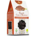 Vegan biscuits with spices and cocoa BioShopRomania.com