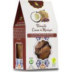 Biscuiti vegani cu merisor cocos BioShopRomania.com