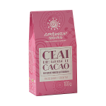 Tea from cocoa beans, rose and hibiscus 100g