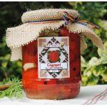 Gogosari in otet Sarata Monteoru BioShopRomania magazin produse traditionale