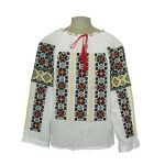 Ie Genuine Romanian Traditional Shirt in Bucovina for women