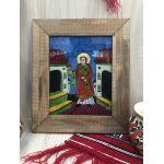 icoana taraneasca Sf. Stefan