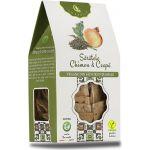Crackers vegani cu chimen si ceapa BioShopRomania.com