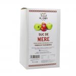 Suc de mere integral 2 litri bag in box Ferma Pas Stramtu