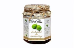Green Walnut Jam BioShopRomania
