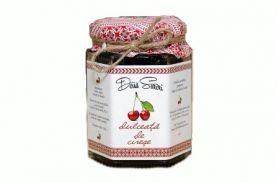 dulceata de cirese 310g BioShopRomania