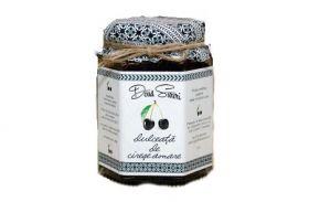 dulceata de cirese negre amare BioShopRomania