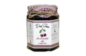Sour Cherry Jam BioShopRomania