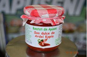 Sos dulce de ardei capia Bunatati din Apuseni, 200g
