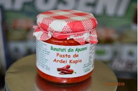 Pasta de ardei capia Bunatati din Apuseni, 200g