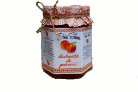 Dulceata de piersici BioShopRomania magazin online produse romanesti bio traditionale naturale