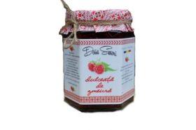 Dulceata de zmeura BioShopRomania magazin online produse romanesti bio traditionale naturale