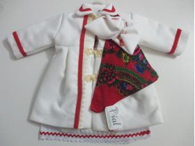 Romanian Folk Costume for Girls BioShopRomania