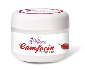 Crema Camfocin BioShopRomania.com