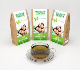 Anti diarrhea tea BioShopRomania
