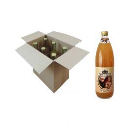 Suc de mere integral, la sticle, 6 litri BioShopRomania.com