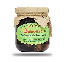 Dulceata de Nuci Verzi BioShopRomania magazin online cu produse romanesti traditionale naturale bio