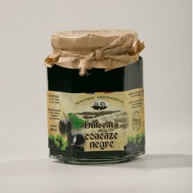 Dulceata de coacaze negre BioShopRomania.com