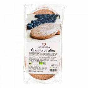 biscuiti cu crema de afine BioShopRomania.com