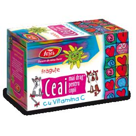 ceai mai drag pentru copii BioShopRomania.com