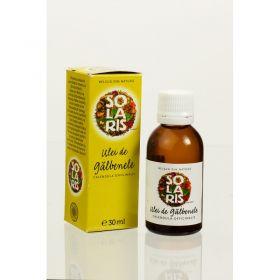 Marigold oil extraction BioShopRomania.com