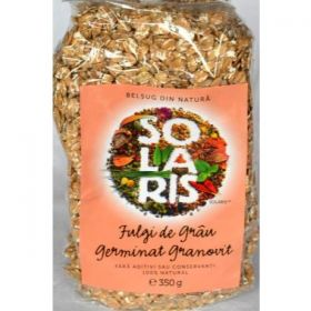 Germinated wheat flakes BioShopRomania.com