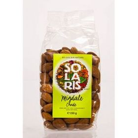 Raw fruits almonds BioShopRomania.com